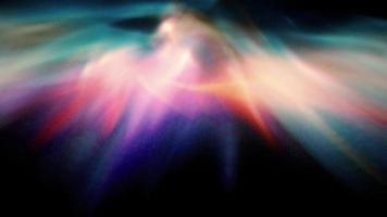 Celestial Light Forms Shine - Loop video
