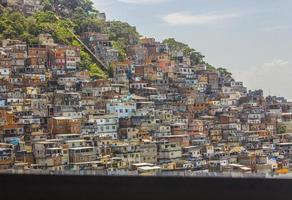 cerro del cantagalo en río de janeiro brasil. foto