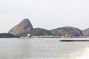 playa flamengo río de janeiro foto