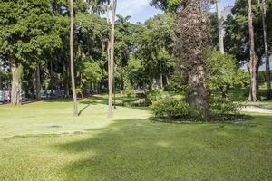 Jardines del palacio del catéter en Río de Janeiro. foto