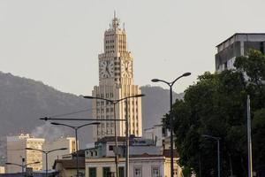 centro de la ciudad de río de janeiro foto