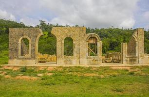 parque arqueológico y ambiental sao joao marcos río de janeiro foto