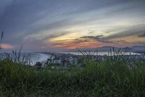 visual de la ciudad de niteroi foto