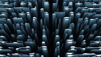 Extrusión de píxeles digitales - bucle video