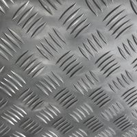 Corrugated metal texture, deck, profiled flooring, profiled sheeting photo