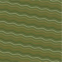 ABSTRACT WAVY CURVES PATTERN vector