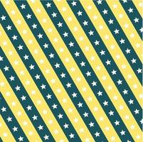 STARS AND STRIPES LINES PATTERN vector
