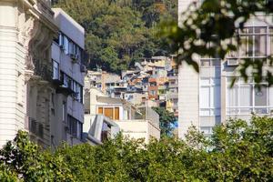 favela da tavares bastos río de janeiro foto