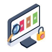 Password Analysis and Explore vector