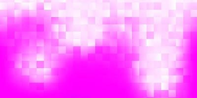 Light pink vector texture with memphis shapes.