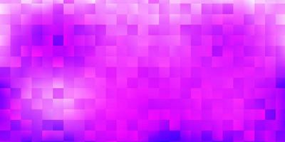 Light purple vector texture with memphis shapes.