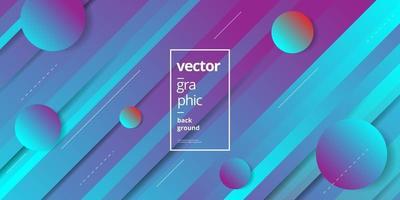 Minimalist Purple Geometric Wallpaper Background vector