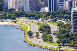 Vertedero del Flamengo Rio de janeiro foto