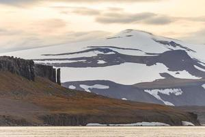 Close to the North Pole you find this beautiful landscape at Svalbard Spitsbergen photo