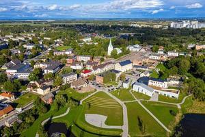 New park in Dobele, Latvia view photo
