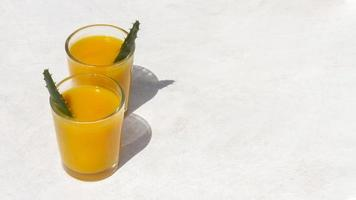 The delicious mezcal alcoholic beverage assortment photo