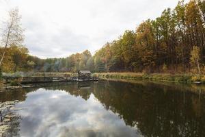 el hermoso paisaje pacífico a la luz del día foto