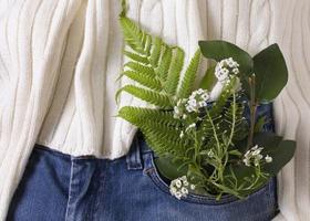 Still life sustainable lifestyle elements arrangement photo
