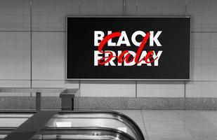 Black friday sale concept photo