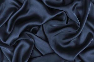 Texture, background, pattern. Texture of silk fabric. Beautiful soft silk fabric. photo