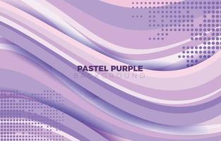 Purple Stream Pastel Background vector
