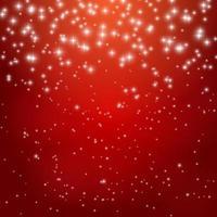 Star Shiny Sky Vector Illustration Background
