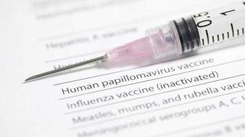 Imágenes de archivo del coronavirus del covid-19 del tratamiento de la vacunación de la vacuna video