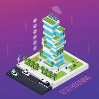 Smart City Concept Vector Illustration