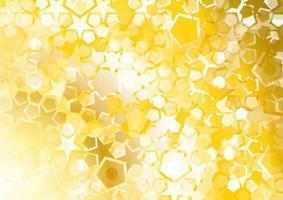 Abstract golden background. Geometric design. Vector illustrator