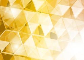 Abstract background. Golden hexagon . Pattern design. Vector illustrator
