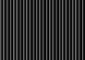 Abstract vertical grey color texture on black background. vector