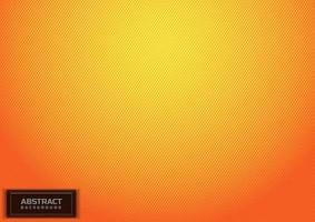 Abstract diagonal lines striped orange gradient background can be used in cover design  poster  website  flyer. vector