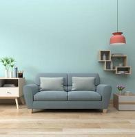 Modern interior room photo