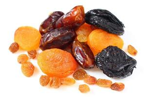 Dried exotic fruits. Healthy Eating. photo