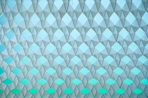 diseño moderno abstracto de geométrica perfecta foto