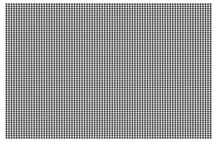 Polka dot pattern background vector