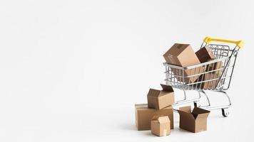 ventas minoristas del cyber monday foto