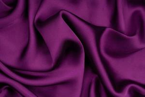 Detailed glossy silk fabric texture background photo