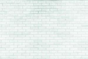White brick wall texture background. abstract wallpaper. photo
