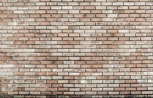 Abstract red brick texture background. photo