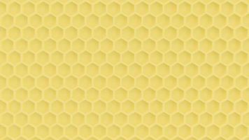 Modern geometrical background with hexagon. photo