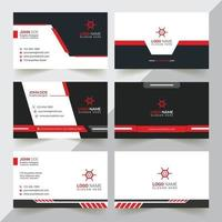 Corporate And Creative Business Card Design Modern And Professional Business Card Design Simple And Abstract Business Card Business Card Design Template vector