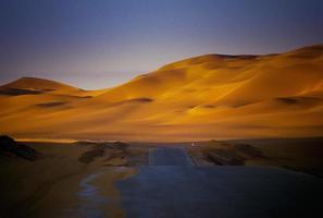 Tassili n'Ajjer desert, National Park, Algeria - Africa photo