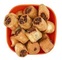 indian sweet food Bhakarwadi photo