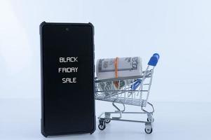 venta de viernes negro foto