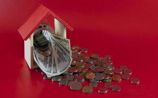 Housing Loan Debt Concept photo