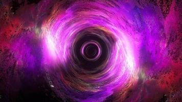 tunnel grunge di fantascienza video