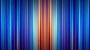 rött orange blått lutande vertikalt ljus video