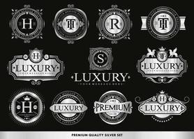 Elegance label vector illustration