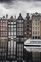 AMSTERDAM, NETHERLAND - SEPTEMBER 06, 2018, Central station buil photo